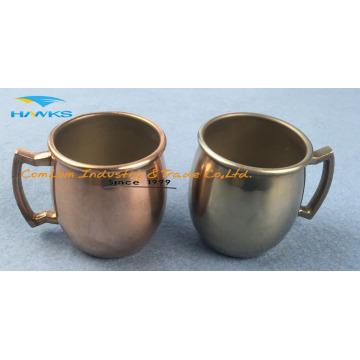 Stainless Steel Mini Coffee Mug with Handle 2016