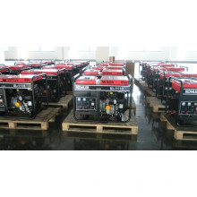8kVA Generador de gasolina de marco abierto portátil KGE10E