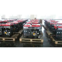 8kVA Portable Open Frame Gasoline Generator KGE10E