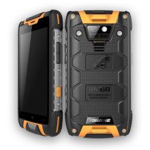 IP68 Téléphone intelligent robuste avec Quad Core