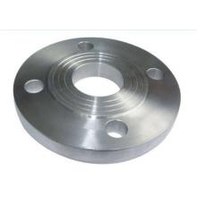 Legierter Stahl EN1092-1 Plattenflansch