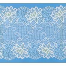 laço de nylon ilhó para senhora acessórios/novo design patterns do laço / nylon atraente do laço tecido
