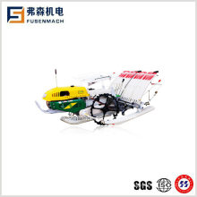 3.2kw 4 Line Rice Transplanter for Farm