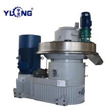 Máquina de Trituração de Casca de Semente de Girassol Yulong