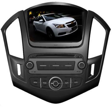 Windows CE Auto DVD Spieler für 2013 Chevrolet Cruze (TS8532)