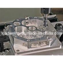 Soem-CNC-Prototyp, der Aluminiumstahldrehteile bearbeitet (LW-02366)