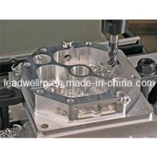 OEM прототипа CNC подвергая механической обработке алюминиевые стальные точеные части (ДВ-02366)