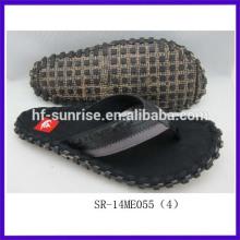SR-14ME055(4) 2014 Wholesale Personalized Man Slipper EVA outdoor men slippers young men fashion casual flip flop