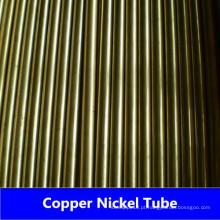 Tubo sem costura de níquel de cobre (C70600 C71500)