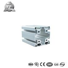 Tolerância apertada padrão e personalizado perfil de alumínio extruido
