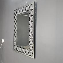 Big Size Rectangular Hanging Mirror Decorative Frame