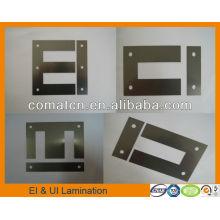 IE y UI silicio laminado de acero