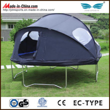 High Quality Outdoor Black Trampoline Tent