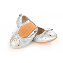 Ballerines pliables Femme Chaussures