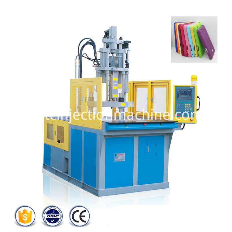 phone sleeve injection machine