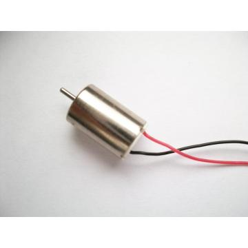 6mm 1.5v 10000 RPM copo oco motor