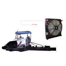 Aluminum Radiator of Construction Machinery Paver