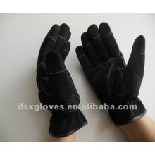 oilfield leather working gloves