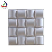 vide étanche formant des panneaux muraux en plastique 3d