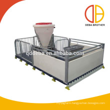 Mytest PVC Panel Weaning Crates Pig Nursery Crate