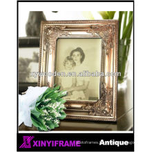 rectangle baroque style photo frame for mother's day gift