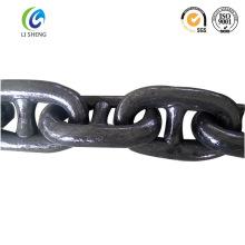 Marine weld steel stud anchor chain