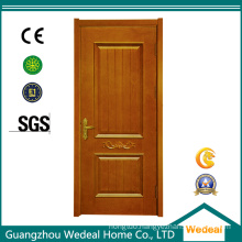 High Quality Interior PVC Solid Wood Door for Houses