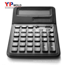OEM office Calculators with time and clock function plastic injection mould