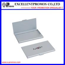 Logotipo personalizado titular de aluminio de la tarjeta de nombre de titular (EP-CC8132)