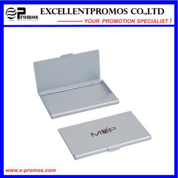 Пользовательский логотип алюминиевый держатель карты имя (EP-CC8132)