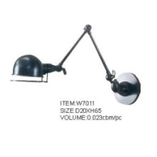 Contemporary Adjustable Industry Wall Lights (W7011)