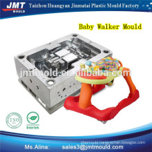 plastic injection child toy mould for baby walker manufacturer
