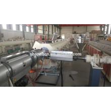 Rohrextrusionsmaschine Linie