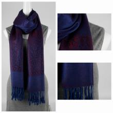 GM16-06 Nueva moda de diseño de moda de color sólido al por mayor cálida bufanda larga de invierno