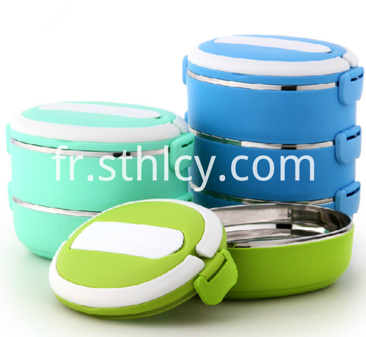 Stainless Steel Food Container 507 2