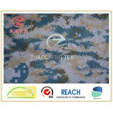 600d polivinílico Oxford marinha camuflagem tecido PVC PVC revestido 330GSM para uso militar e saco (zcbp003)