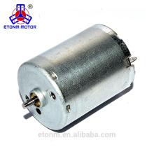 Motor de cepillo eléctrico Micro dc para electrodomésticos 3V