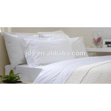 Tissu personnalisé 100% coton blanchi
