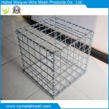 Gabion Box pour cages en pierre avec treillis métallique