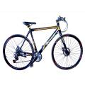 Aluminium Alloy Frame Mountain bike with Integrated Wheel