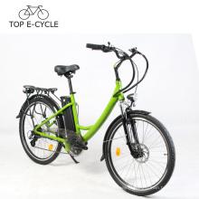 La batterie électrique du vélo 36V 18.2Ah de cadre d'alliage d'Alu de Lovelytrip pour le marché d'Israël