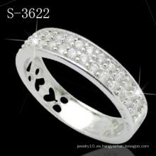 Anillo de plata de la nueva joyería de la manera del diseño 925 (S-3622. JPG)