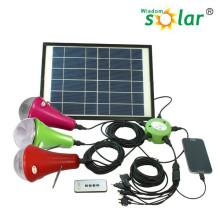 Smart led house lighting CE solar emergency light for Africa rural area