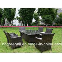 Garden Furniture Outdoor Furniture Rattan Table Rattan Chair