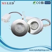 Китайский новый высокой мощности 3,5 Вт много градусов dimmable 75 мм привело стены света downlight