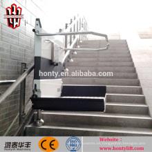 Elevador de silla de ruedas barato CE / elevador de elevador residencial barato / kit de elevador doméstico