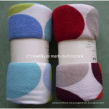 Polar Fleece Rotationsdruck Design