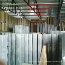 Q195 Q235 304 316 1/2 ′ ′ Eletro Galvanizado Malha De Arame Soldada