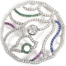 Moda Metal Conector de joyería hallazgos para el collar accesorio DIY