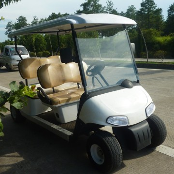 Wholsale customize 4 seats popular golf cart